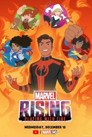 Marvel Rising: Playing with Fire