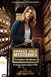 Garage Sale Mysteries: The Pandora's Box Murders